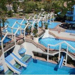 Отель Apartamentos Benal Beach бассейн фото 3