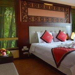 Отель Sapa Elegance Шапа комната для гостей фото 2