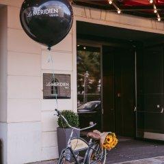 Отель Le Méridien Wien Австрия, Вена - 2 отзыва об отеле, цены и фото номеров - забронировать отель Le Méridien Wien онлайн спортивное сооружение