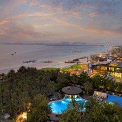 Отель Sheraton Jumeirah Beach Resort ОАЭ, Дубай - 3 отзыва об отеле, цены и фото номеров - забронировать отель Sheraton Jumeirah Beach Resort онлайн пляж