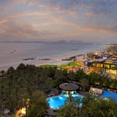 Отель Sheraton Jumeirah Beach Resort пляж