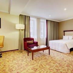 Гостиница Марриотт Москва Ройал Аврора комната для гостей