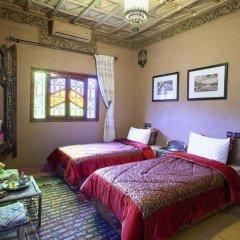 Отель Riad Ouarzazate Марокко, Уарзазат - отзывы, цены и фото номеров - забронировать отель Riad Ouarzazate онлайн комната для гостей фото 4