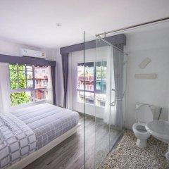 S7 Hostel Бангкок комната для гостей