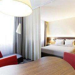 Отель Novotel Suites Geneve Aeroport комната для гостей фото 2