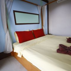 Отель Koh Larn Sea Side Resort комната для гостей фото 4