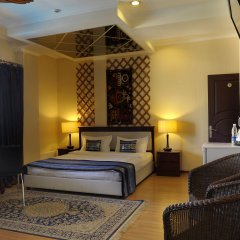 Отель Байхан Бишкек комната для гостей