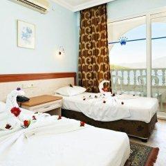 Kontes Beach Hotel Турция, Мармарис - отзывы, цены и фото номеров - забронировать отель Kontes Beach Hotel онлайн комната для гостей фото 2