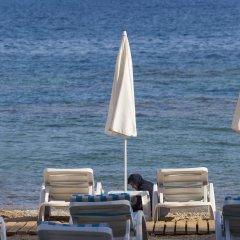 Modern Saraylar Турция, Аланья - отзывы, цены и фото номеров - забронировать отель Modern Saraylar - All Inclusive онлайн пляж фото 2