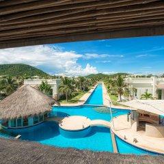 Отель Oriental Beach Pearl Resort балкон