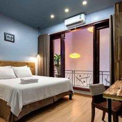 Отель Хостел Babylon Garden Inn Вьетнам, Ханой - отзывы, цены и фото номеров - забронировать отель Хостел Babylon Garden Inn онлайн комната для гостей фото 5