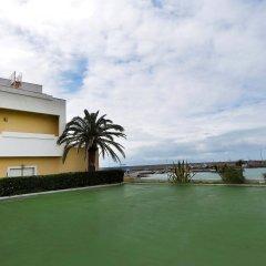 Отель Palm Beach Hotel Италия, Чинизи - 1 отзыв об отеле, цены и фото номеров - забронировать отель Palm Beach Hotel онлайн спортивное сооружение