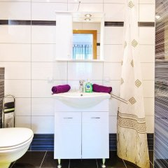 Апартаменты Montelux Apartments ванная фото 2