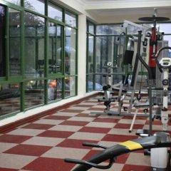 Central Hotel фитнесс-зал
