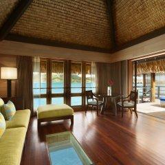 Отель The St Regis Bora Bora Resort Французская Полинезия, Бора-Бора - отзывы, цены и фото номеров - забронировать отель The St Regis Bora Bora Resort онлайн фото 5