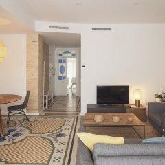 Отель Apartamento Familiar en Extramurs Испания, Валенсия - отзывы, цены и фото номеров - забронировать отель Apartamento Familiar en Extramurs онлайн комната для гостей фото 5