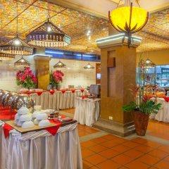Отель Tropica Bungalow Resort питание фото 2
