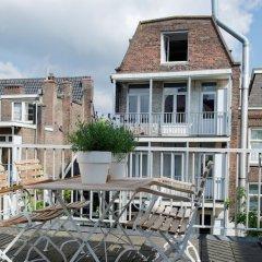 Отель Noorderkerk Apartments Нидерланды, Амстердам - отзывы, цены и фото номеров - забронировать отель Noorderkerk Apartments онлайн балкон