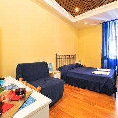 Отель Trinity Guest House Италия, Рим - отзывы, цены и фото номеров - забронировать отель Trinity Guest House онлайн комната для гостей фото 5