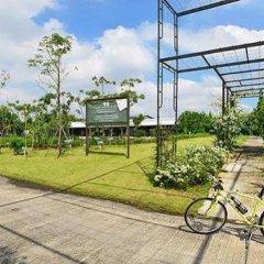 Отель Ta Residence Suvarnabhumi Бангкок спортивное сооружение