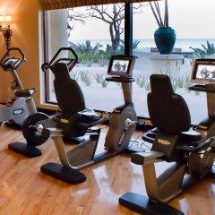 Отель Waldorf Astoria Los Cabos Pedregal Мексика, Педрегал - отзывы, цены и фото номеров - забронировать отель Waldorf Astoria Los Cabos Pedregal онлайн фитнесс-зал