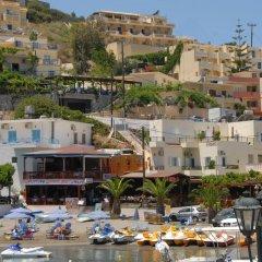 Отель Athina Греция, Милопотамос - отзывы, цены и фото номеров - забронировать отель Athina онлайн пляж