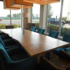 Отель Hilton Garden Inn Columbus Airport фото 2