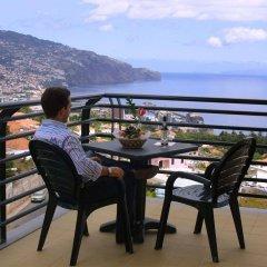 Отель Madeira Panoramico Hotel Португалия, Фуншал - отзывы, цены и фото номеров - забронировать отель Madeira Panoramico Hotel онлайн балкон