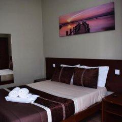 Отель Residencial Belo Horizonte сейф в номере