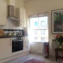 Апартаменты Modern 1 Bedroom Apartment in Holloway в номере