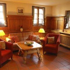 Отель Landhotel Martinshof интерьер отеля