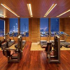 Отель Grand Hyatt Guangzhou фитнесс-зал