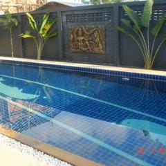 Отель Nid's Bungalows бассейн фото 3
