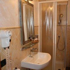 Отель Inn Rome Rooms & Suites ванная