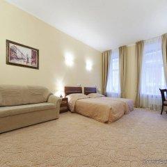 Гостиница Аллегро На Лиговском Проспекте комната для гостей фото 3