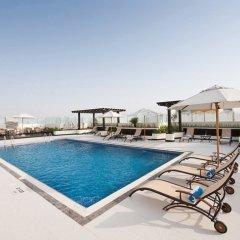 Отель Al Nawras Hotel Apartments ОАЭ, Дубай - 2 отзыва об отеле, цены и фото номеров - забронировать отель Al Nawras Hotel Apartments онлайн бассейн фото 3
