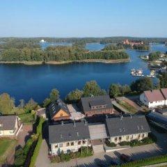 Отель Rowing Hotel - Academia Remigum Литва, Тракай - отзывы, цены и фото номеров - забронировать отель Rowing Hotel - Academia Remigum онлайн пляж