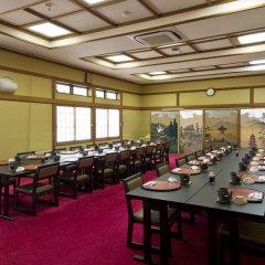 Отель Nikko Tokanso Никко помещение для мероприятий