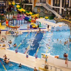 Hotel Swing бассейн