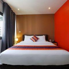 Отель Studio Asoke Таиланд, Бангкок - отзывы, цены и фото номеров - забронировать отель Studio Asoke онлайн комната для гостей фото 3