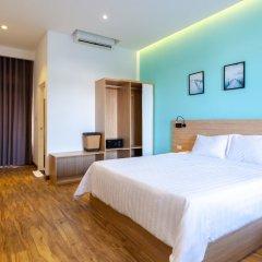 Pandora Hotel and Residence Хошимин комната для гостей фото 2