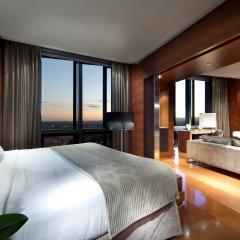 Отель Eurostars Madrid Tower Мадрид комната для гостей фото 2