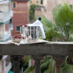 Отель Villa Anita Италия, Церковь Св. Маргариты Лигурийской - отзывы, цены и фото номеров - забронировать отель Villa Anita онлайн балкон