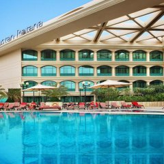 Отель Roda Al Bustan бассейн фото 3