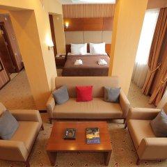 Гостиница Grand Aiser комната для гостей фото 5