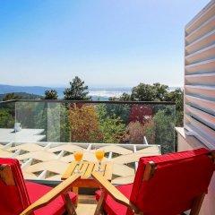 Villa Tena Турция, Калкан - отзывы, цены и фото номеров - забронировать отель Villa Tena онлайн балкон