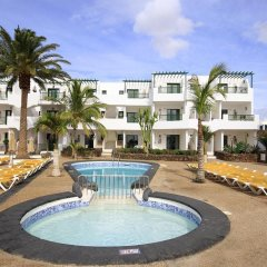 Отель Apartamentos Acuario Sol детские мероприятия