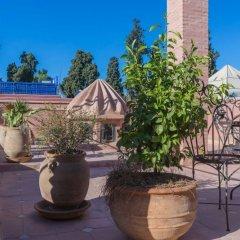Отель Riad Sidi Omar Марокко, Марракеш - отзывы, цены и фото номеров - забронировать отель Riad Sidi Omar онлайн балкон