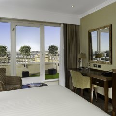Отель DoubleTree by Hilton London Victoria комната для гостей фото 2