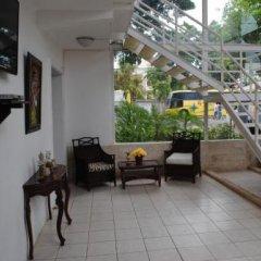 Отель Bocachica Beach Hotel Доминикана, Бока Чика - отзывы, цены и фото номеров - забронировать отель Bocachica Beach Hotel онлайн балкон
